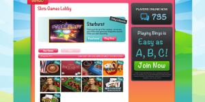 ABC Bingo Slots