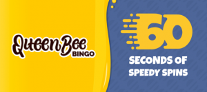 Queen Bee Bingo Speedy Spins